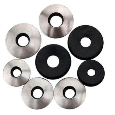 Cabon steel zinc epdm washer