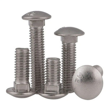 Best Price High Strength Din 603 Hot Dip Galvanized Carriage Bolt and Nut