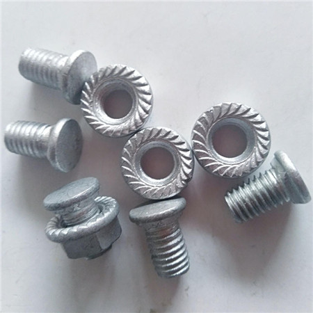 a4-80 flat head molybdenum carriage bolt