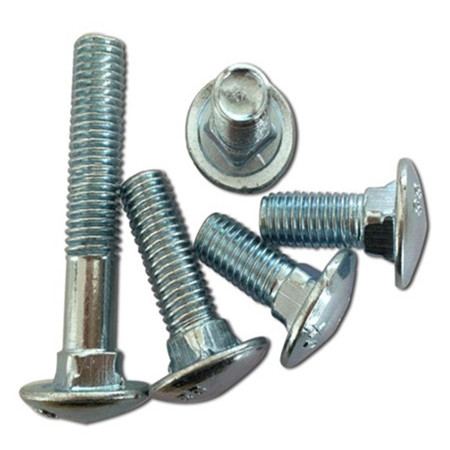 Titanium The Carriage Bolt HDG Carriage Bolts Din603 M14