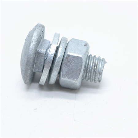 metric stainless steel carriage bolts