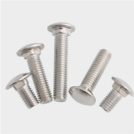 China Manufactory high quality flat head carriage bolt carriage bolts