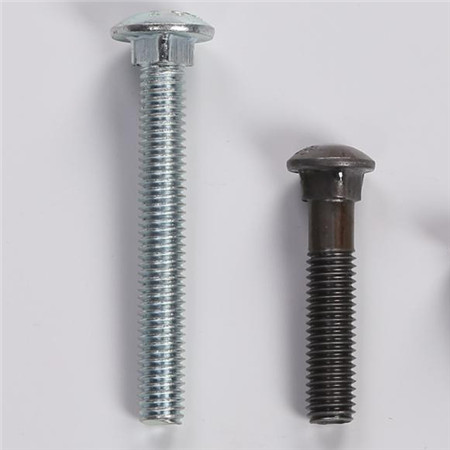 Din603 Stainless Bolt GB14 Carriage Bolt Square Neck Bolt Nut Stainless Steel 304 A2-70 8x40mm
