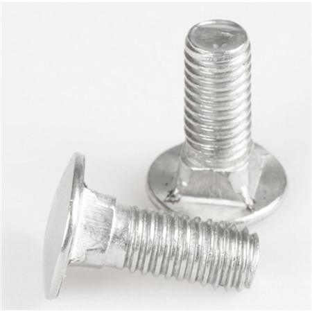M10 X 220 300 MM Galvanised Security Coach Bolts