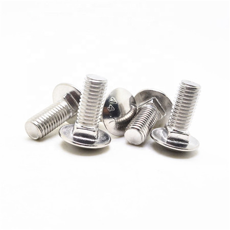 high quality brass carriage bolts din603
