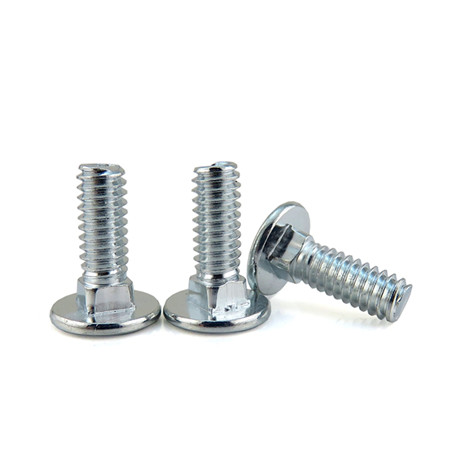 ANSI/ASME B 18.5 M20 SS304 metric ribbed neck carriage bolt