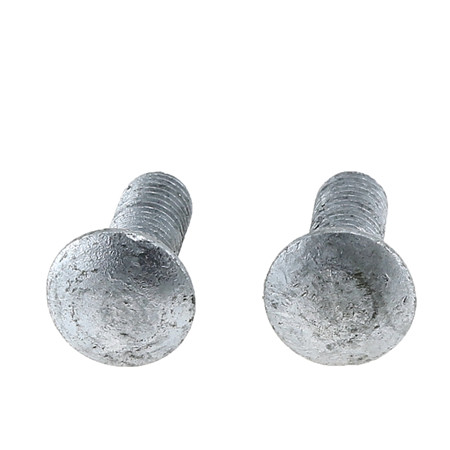 Hot Dipped Galvanised HDG Cup Head Carriage Bolt and nut Coach Bolt