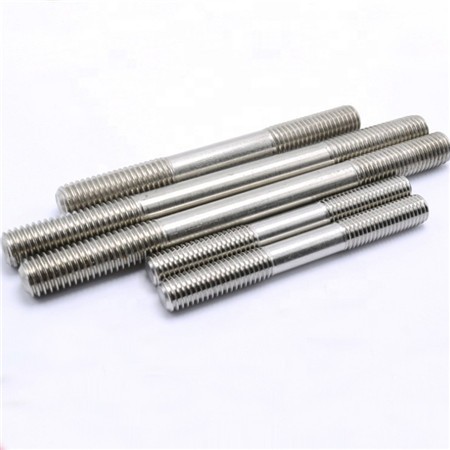 Plain M4 M5 M6 5/16''-18 316 stainless steel carriage bolt