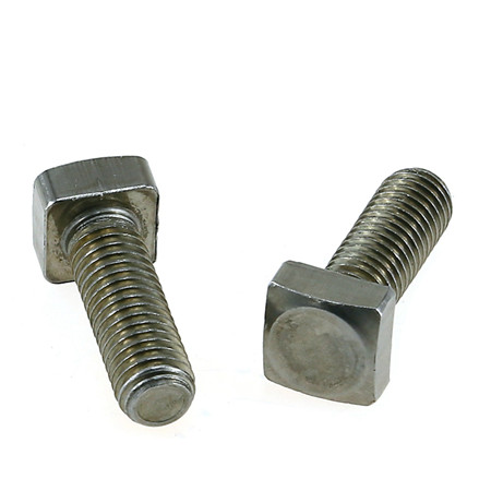 DIN 603 Stainless Steel M12 M6 Carriage bolt Plow Bolt