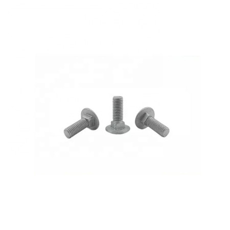 Zinc Plated Carriage Bolts