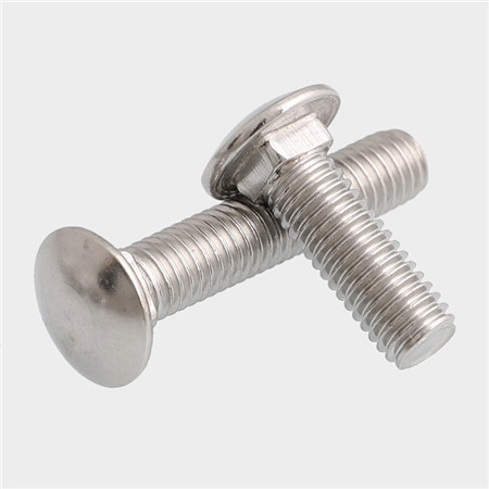 Hot Galvanizing DIN 607 Big Head Carriage M8 M6 Bolts