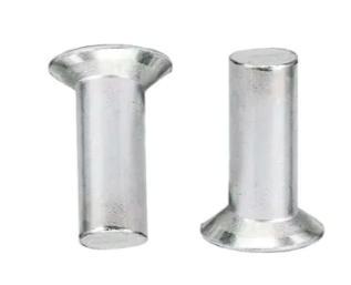 countersunk rivet flat head solid rivet