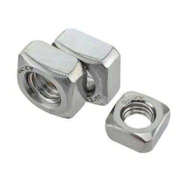 DIN557 square head nut