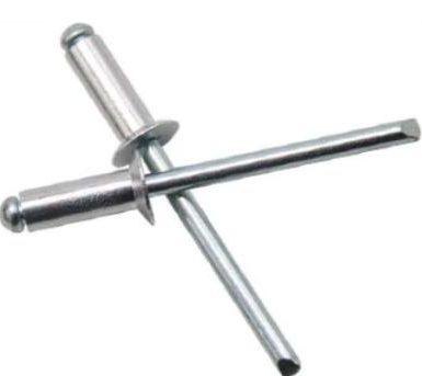 DIN7337B Countersunk Head Open End Blind Rivets