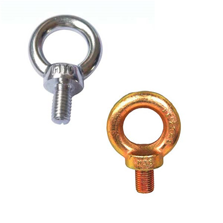 Imperial Inch Inch Stainless Steel Eye Bolts