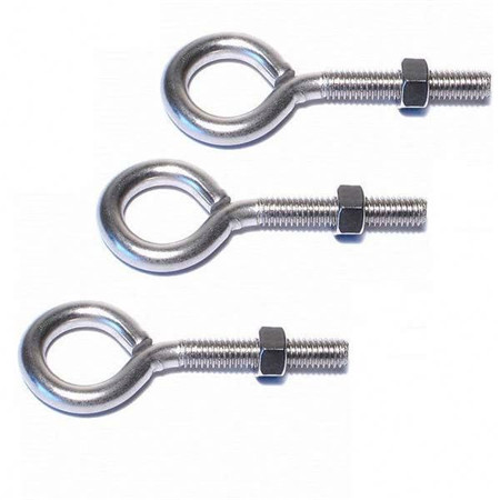 safety eye bolt