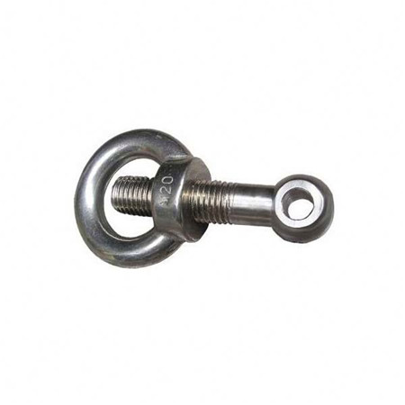 Packaging Customization OEM DIN444 M2 M8 M10 M12 SS304 SS306 Stainless Steel Swing Eye Bolts