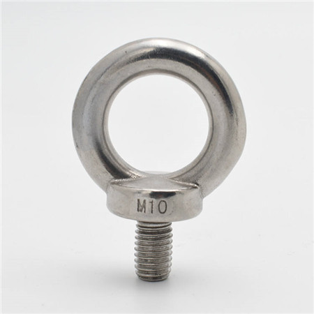 Cheap price high quality stainless steel swivel eye bolts snap