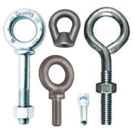 Best quality 10MM Straining Screw Hook and Eye