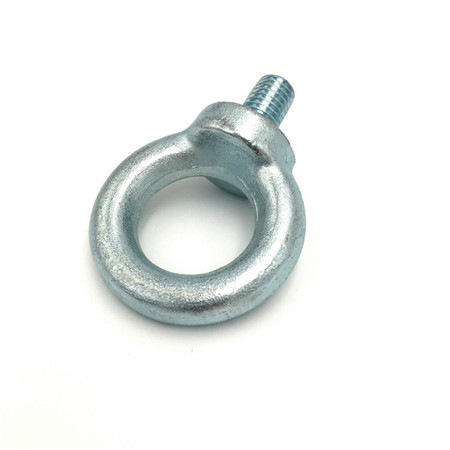 Factory High Quality Full Thread Eye Bolt Price Forged Galvanized Lifting Concrete Bolts Anchors Small M3 Half Din444