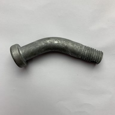GR5 bend bolt hdg 1045 steel