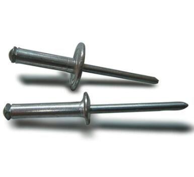 3.2*12mm Open Type Blind Rivet Steel