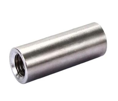 SS304 round coupling nut