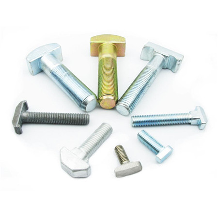 square hole with round head zinc plating din603 carriage bolt
