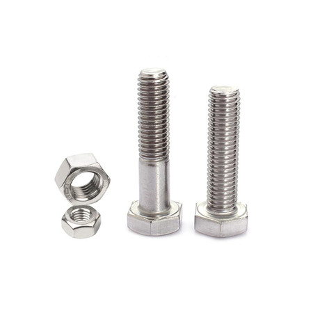 Manufacturer of durable UHMW crane mat bolts